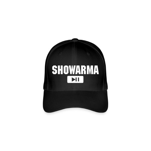 OFFICIAL SHOWARMA RECORDS FLEXFIT CAP (SPECIAL EDITION) - Flexfit baseballcap