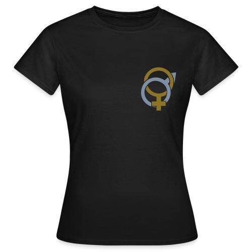 Dark Lovers Woman - Frauen T-Shirt