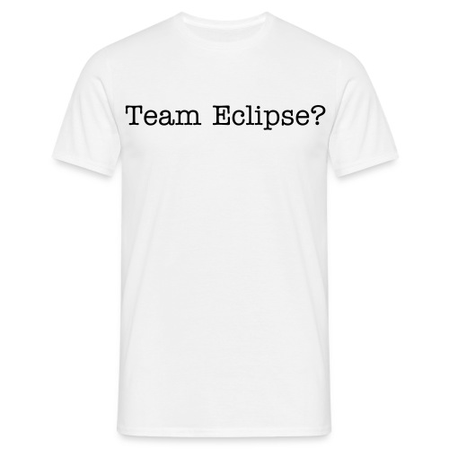Team Eclipse? - Men's T-Shirt