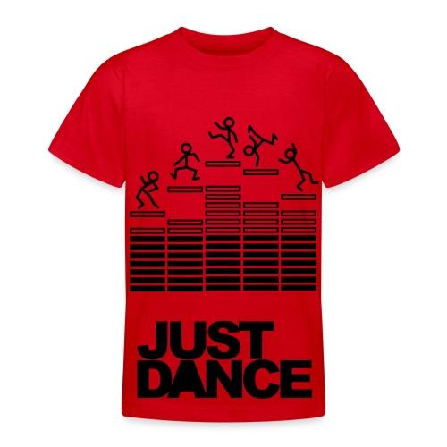 Kids Just Dance T-Shirt - Teenage T-Shirt