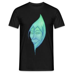 Gnom floral - Männer T-Shirt