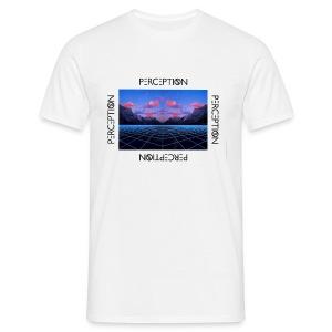 Perception 17/03/90 Brunel Centre Bristol Rave Flyer - Men's T-Shirt