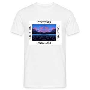 Perception 17/03/90 Brunel Centre Bristol Rave Flyer - Men's T-Shirt