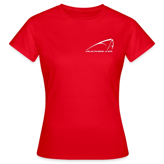No Tails - women's red classic T
