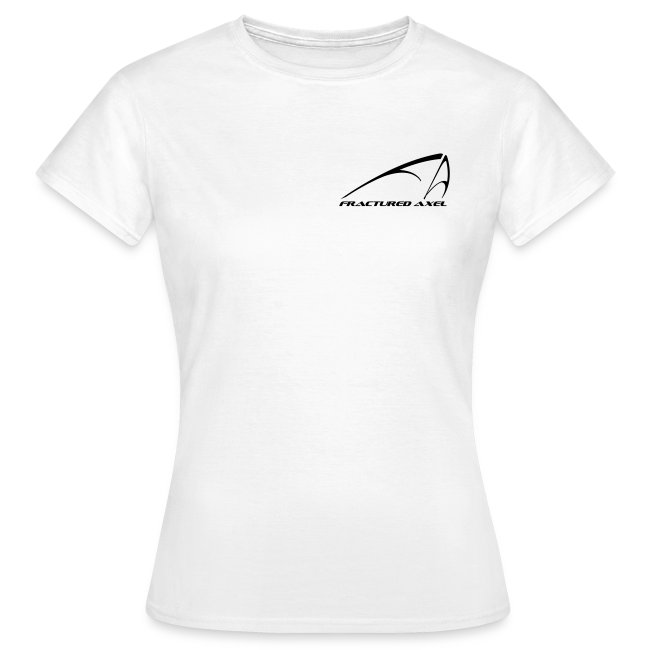 How's My Flying - women's white T