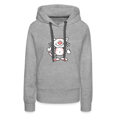 Little cat with stripes Hoodies & Sweatshirts
