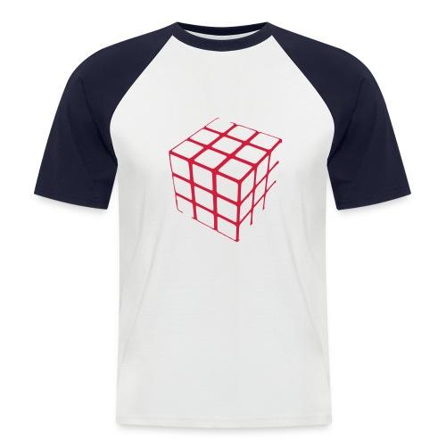 Das Möchtegern-Shirt - Männer Baseball-T-Shirt