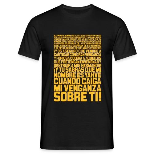 Pulp Fiction: Ezequiel 25:17 - Camiseta hombre