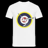 T-Shirts ~ Men's T-Shirt ~ Brighton Bombing Seagull