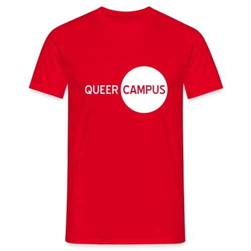 QC Männer Shirt - Männer T-Shirt