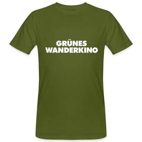 Männer-Bio-T-Shirt moosgrün - Männer Bio-T-Shirt