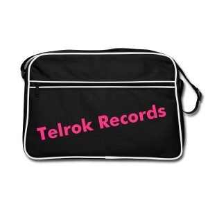 Telrok Records - Bag Black/Pink - Retro Bag