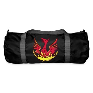 Phoenix kit bag (black, red, purple or green) - Duffel Bag