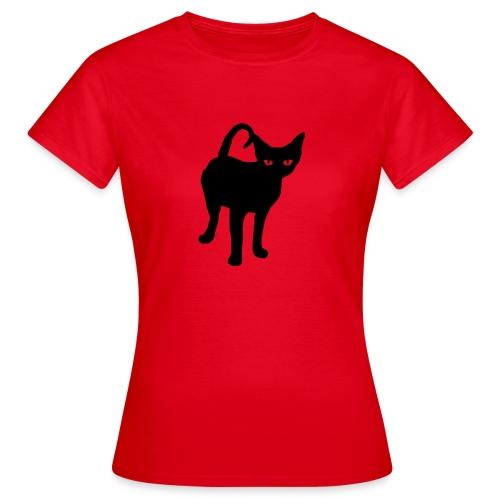 attenti al micio - Maglietta da donna