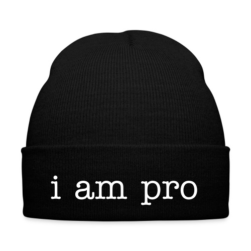 i am pro range - Winter Hat