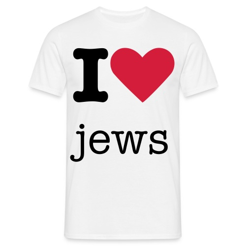 I LOVE T SHIRTS  - Men's T-Shirt