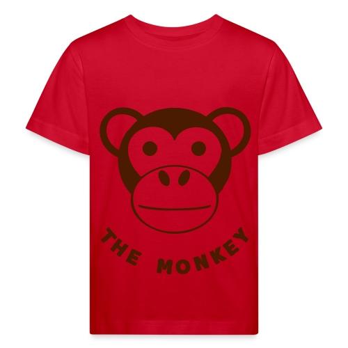 T shirt enfant the monkey - T-shirt bio Enfant