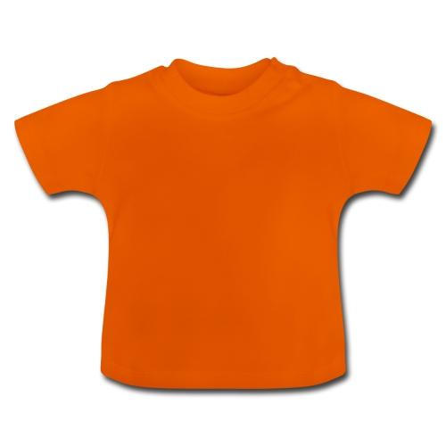 T shirt bébé visage - T-shirt Bébé