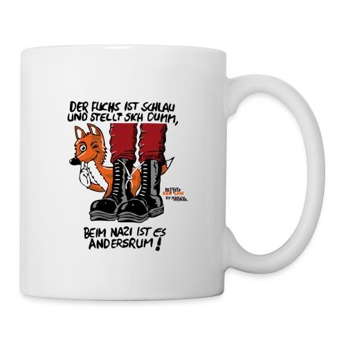 Der schlaue Fuchs - Tasse
