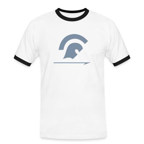 Silver effect (M) - Men's Ringer Shirt
