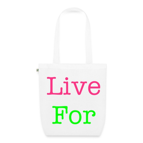 Love For Bag - EarthPositive Tote Bag