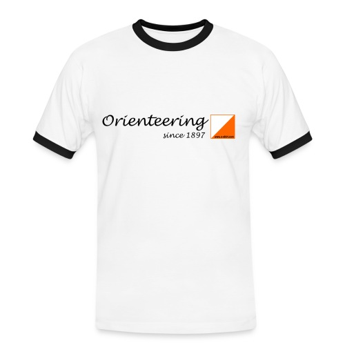 OL - Since 1897 (Retro) - Männer Kontrast-T-Shirt