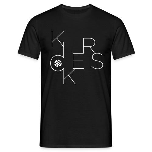 """Shirt """"Letters"""" - Männer T-Shirt"""