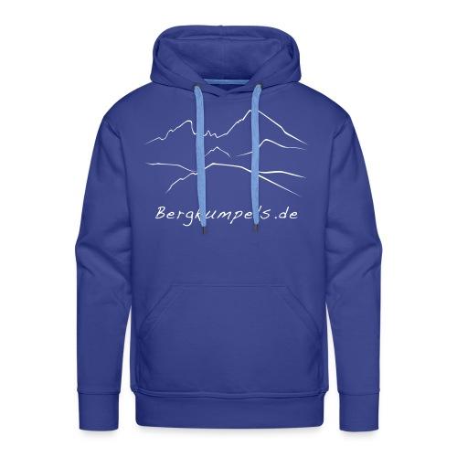 Bergkumpels.de - Kapuzenpullover - Männer Premium Hoodie