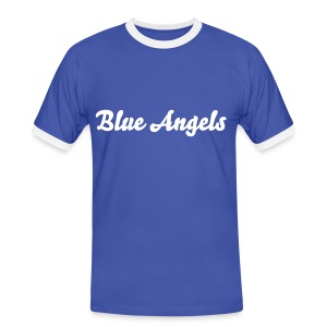 Blue Angels - Men's Ringer Shirt