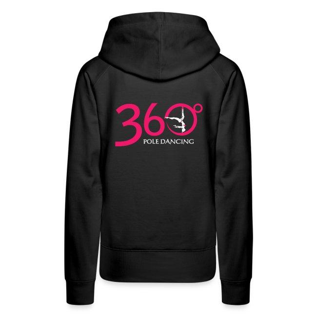 Black 360 Hoodie