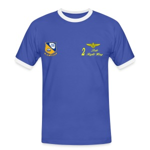 Blue Angels Pilot T-shirt - Men's Ringer Shirt