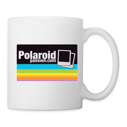 Mug Polaroid Passion - Mug blanc