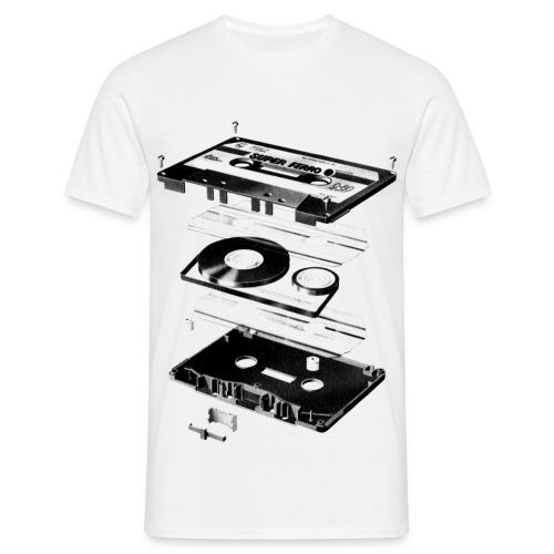 Cassette T-Shirt - Men's T-Shirt