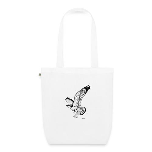 Bird of Prey - EarthPositive Tote Bag