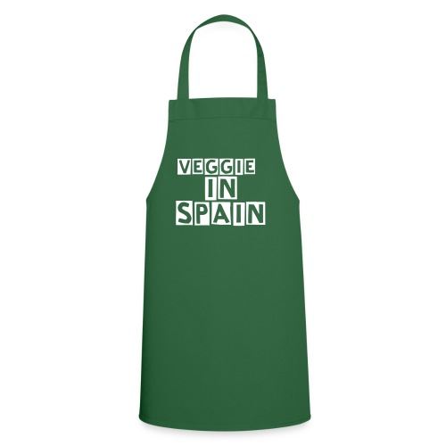 veggie in spain Apron - Cooking Apron