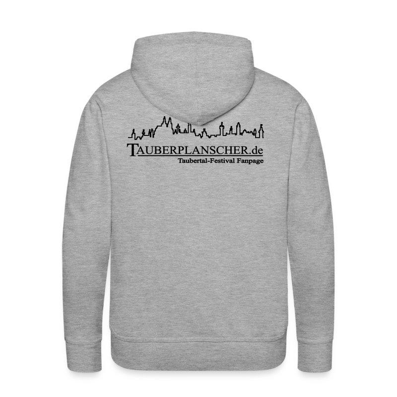 Rocky Kapuzenpullover (Logo schwarz) - Männer Premium Hoodie