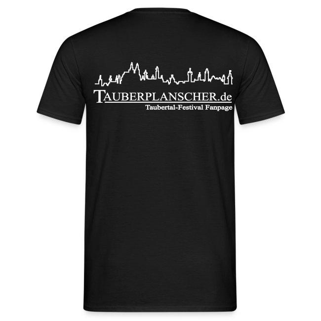 Basic T-Shirt Lame Duck (Logo weiß)
