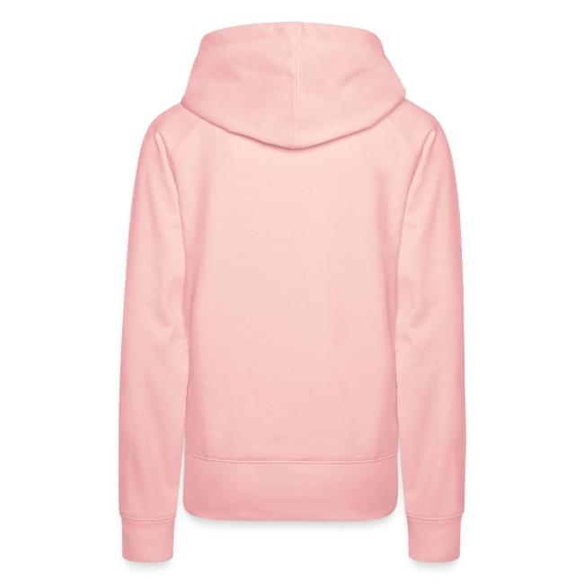 Girl's hoodie - pink