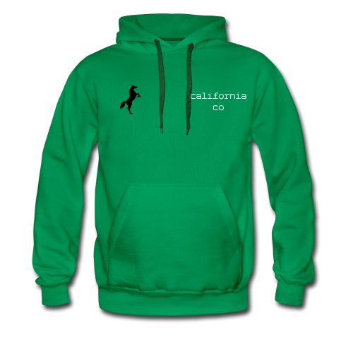 Mens Jumper,California Co Range - Men's Premium Hoodie