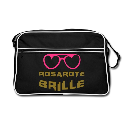 Brille - Retro Tasche
