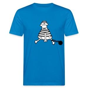 Schuldig - Männer Bio-T-Shirt