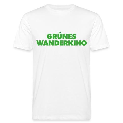 Männer-Bio-T-Shirt weiß - Männer Bio-T-Shirt