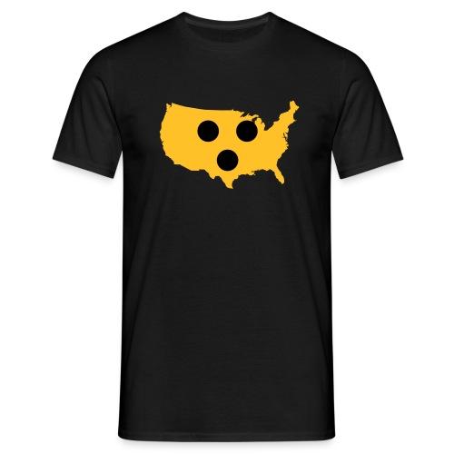 Blind Cowboy - Männer T-Shirt