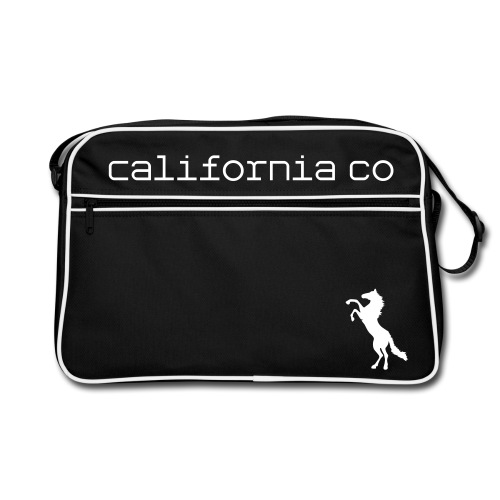 Mens Retro Bag, California Co Range - Retro Bag