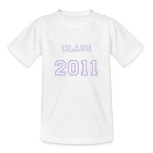 Class of 2011 - Teenage T-shirt