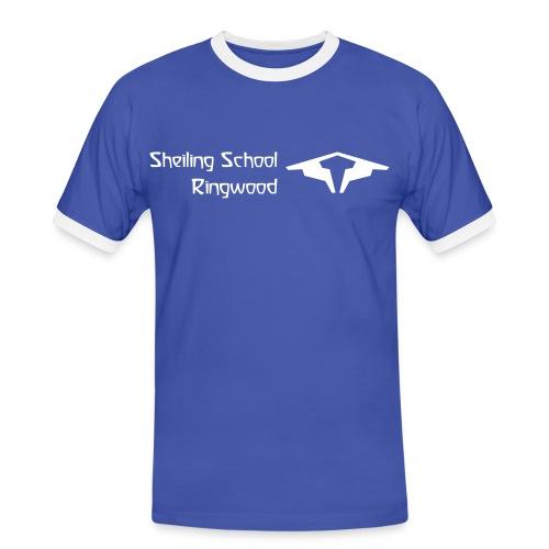 Co-worker 2010/11 [Contrast T-shirt] - Men's Ringer Shirt