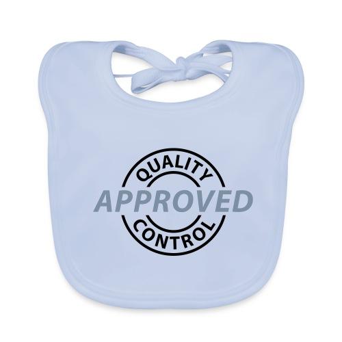 Quality Control - Baby Organic Bib