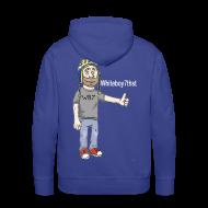Hoodies & Sweatshirts ~ Men's Premium Hoodie ~ Men's Hoodie: Whiteboy7thst!