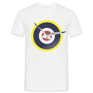 T-Shirts ~ Men's T-Shirt ~ Brighton Seagull