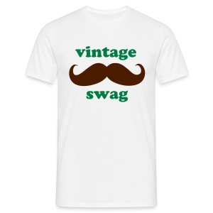Vintage Swag - Men's T-Shirt